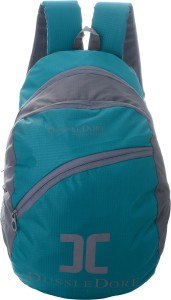 Dussledorf turquoise Backpack with adjustable Strap 10 L Backpack
