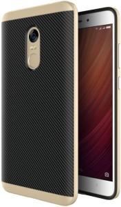 Bounceback Back Cover for Xiaomi Redmi Note 4 [Indian Version ]