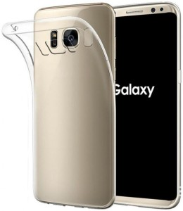 huge selection of c5e59 5fccb Wellpoint Back Cover for Samsung Galaxy S8 PlusTransparent