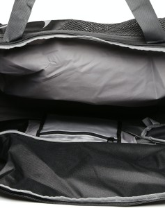 0d25e4dc2a70 Nike Vapor Max Air 2 0 Expandable Travel Duffel Bag Black Grey Best ...