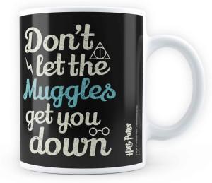 Mcsidrazz Mc Sid Razz Official Harry Potter Gles Coffee Licensed By Warner Bros Ceramic Mug 250 Ml Best Price In India
