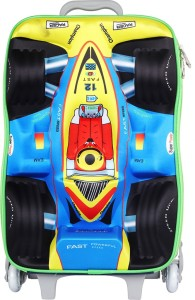 Originals Studious 3D RACE CAR - 3701 Cabin Luggage - 17 inch