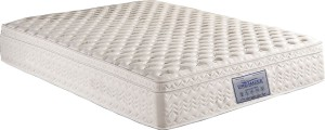 Dreamzee Orthocare Memory Foam Eurotop 6 inch Queen High Resilience (HR) Foam Mattress