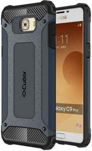 CUBIX Back Cover for Samsung Galaxy C9 Pro