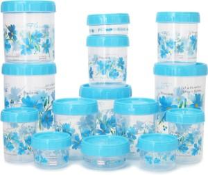 Polyset Twisty Foils S/14  - 1050 ml, 175 ml, 540 ml, 295 ml, 1475 ml, 225 ml Plastic Food Storage