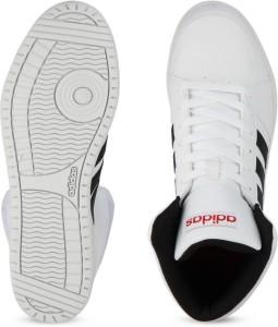 quality design f971e 538b4 Adidas Neo VS HOOPS MID SneakersWhite