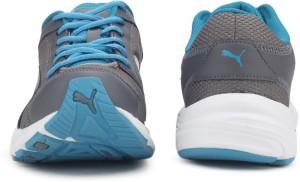 Puma Splendor DP Running Shoes Grey Best Price in India  f80294d38