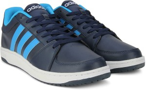 949b2617e5d2 Adidas Neo VS HOOPS Sneakers Navy Best Price in India