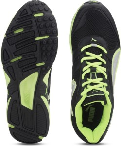 Puma Strike Fashion II DP Running Shoes Black Best Price in India ... f0d768cbd