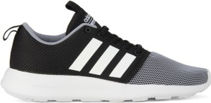 543f1d040eb33 Adidas Neo CLOUDFOAM SWIFT RACER Sneakers Black Grey Best Price in ...