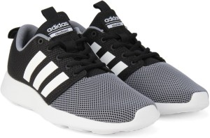 4a664a01dce6bb Adidas Neo CLOUDFOAM SWIFT RACER Sneakers Black Grey Best Price in ...