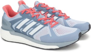 a2f0702973cf7 Adidas SUPERNOVA ST W Running Shoes Blue Best Price in India ...