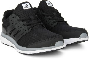 Adidas GALAXY 3 1 M Running Shoes Black Best Price in India  2263d472d