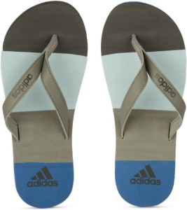 33ba8f41539a Adidas EEZAY STRIPED Slippers Best Price in India