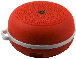 MEZIRE HS404 RED P-18 Portable Bluetooth Mobile/Tablet Speaker
