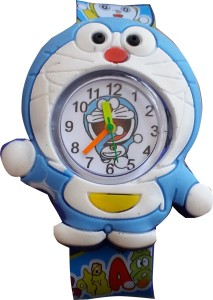 SS Traders Cute Doraemon Analog Watch  - For Boys
