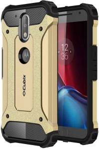 Cubix Back Cover for Motorola Moto G4 Plus