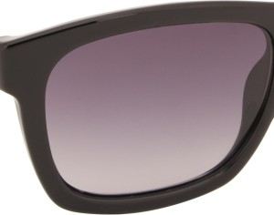 a363af39dd1 Lacoste 711 001 53 S Rectangular Sunglasses Grey Best Price in India ...