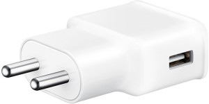 SAMSUNG Travel Adapter (EP-TA20IWEUGIN) WHITE Mobile Charger