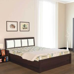 UNiCOS Virginia Engineered Wood King Bed With Storage