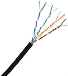 Comprehensive Cables CAT6SHSTBLK-1000 Patch Cable