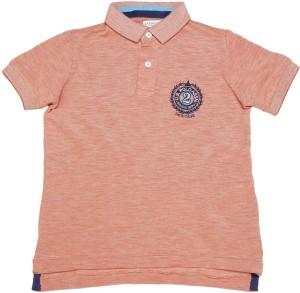 6dfe044396e9 U S Polo Kids Boys Solid Cotton T Shirt Best Price in India   U S Polo Kids  Boys Solid Cotton T Shirt Compare Price List From U S Polo Kids Polos T  Shirts ...