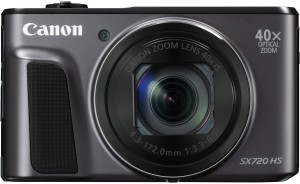 Canon PowerShot SX720 HS Point and Shoot Camera
