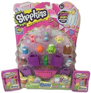 Shopkins Season 2 16 With 1 X 12 Pack And