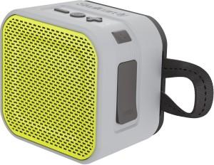 Skullcandy S7PBW-J583 Barricade Mini Portable Bluetooth Mobile/Tablet Speaker