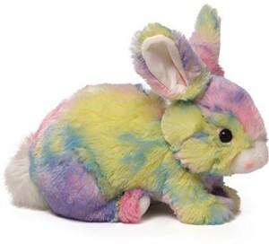 Gund Skiddles Tie-Dye Easter Bunny Large  - 3 inch