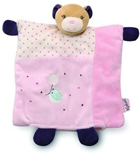 Kaloo Petite Rose Bear Puppet  - 3.1 inch
