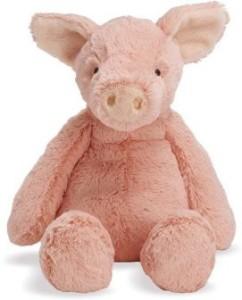 Manhattan Toy Lovelies Piper Pig - Medium  - 8 inch