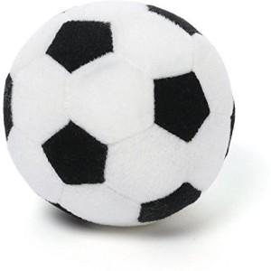 Gund Sportsfanz Stuffed Soccer Ball Sound Toy  - 3.6 inch
