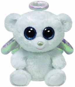 Ty Beanie Boos - Halo The Bear Angel By  - 2.6 inch