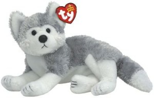 Ty Avalanche - Husky Dog  - 2.8 inch