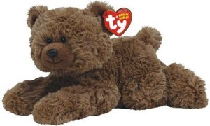 ty Beanie Baby - Logger The Bear [Toy]  - 1.26 inch