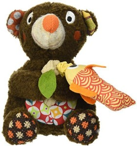 Woodours Musical Lullaby Bear (Discontinued By Manufacturer)  - 5.91 inch