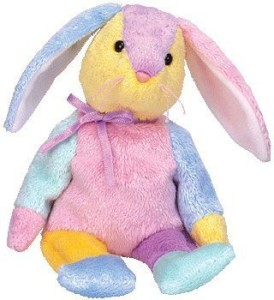 50ee74a2d8c Ty Beanie Baby - Dippy The Rabbit (Various Color Pattern) - 2.4 inch