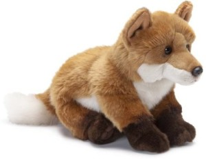 Nat and Jules Plush Toy, Fox, Large  - 8 inch