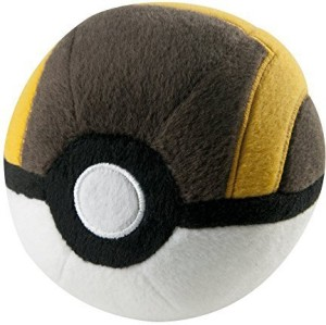 Pokémon � Pok� Ball Plush, Ultra Ball  - 3.7 inch