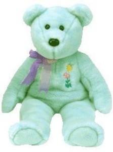 5e80742bd5f Beanie Buddies Ty - Ariel The Bear - 5 inch ( Multicolor )