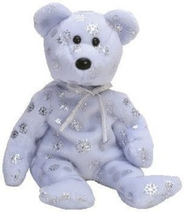 886383c5a00 Beanie Babies - Teddy Bears Ty Beanie Babies - Flaky The Bear - 2.2 inch