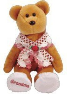 1063858e2cb Ty Beanie Babies Grams Bear Store Exclusive 2 4 inch Multicolor Best ...