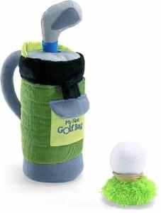 Gund My First Golf Bag Playset  - 2.6 inch