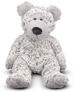 Melissa & Doug son Bear Stuffed Animal  - 5.4 inch