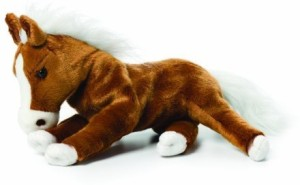 Nat and Jules Plush Toy, Horse, Large  - 8 inch