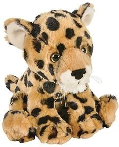 Animal World Cheetah Cub Plush Toy  - 8 inch