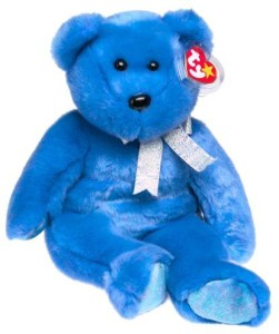 0881e9c1445 Beanie Buddies Ty - Clubby Bear Ii - 4.7 inch ( Multicolor )