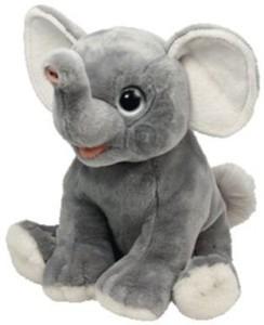 TY Wild Wild Best Africa Plush - Mini Elephant  - 8 inch