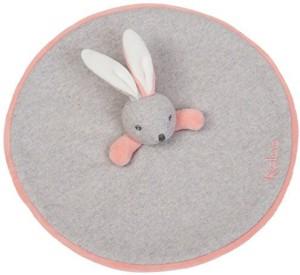Kaloo Zen Round Rabbit Doudou  - 3.07 inch